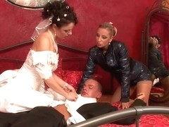 PissingInAction - Briana Belucci And Tina Gabriel
