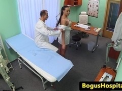 European cumswallowing nurse caught on spycam