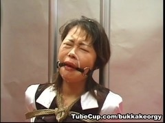 JapaneseBukkakeOrgy: KB Series Compilation