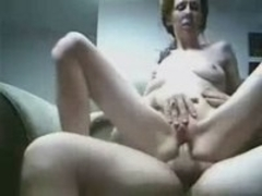 Slutty wife takes it deep for camera