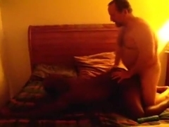 Daddy Ken Fucks the Chicago Cubs Hole vid two