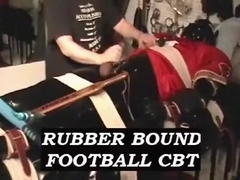 Rubber Tied Football CBT
