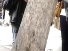 Cameltoe in leggings