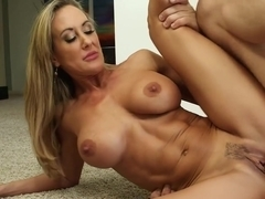 Brandi Love & Bruce Venture in My Friends Hot Mom