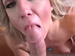 Stepmom   stepson affair 90 (creampie for mommy)
