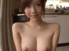 Amazing Japanese model Yui Akane in Crazy Solo Girl, Big Tits JAV scene