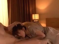 Incredible Japanese whore Ai Komori in Horny Deep Throat, Wife JAV clip