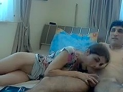 Bulgarian lovers huge anal creampie