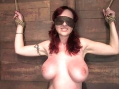 Mz Berlin in Red Head With Massive Huge Tits?Then It Must Be Berlin. We Love A Girl Who Loves Bond.