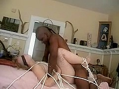 bondage cuckold massage