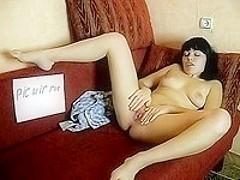 Russian pleasure home made porn