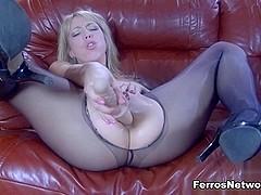 EPantyhoseLand Video: Felicia C