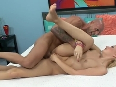 Delightful Mallory Ray Murphy gets fucked deep and sighs with pleasure