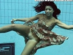 UnderwaterShow Video: Krasula Fedorchuk