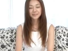 Sakura Hirota horny Asian milf shows hot oral talents w