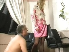 HornyOldGents Clip: Louisa and Caspar M