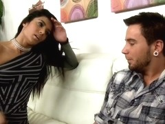 Shazia Sahari & Dane Cross in My Dad Shot Girlfriend