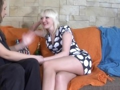Pantyhose1 Movie: Rebecca and Mirabel