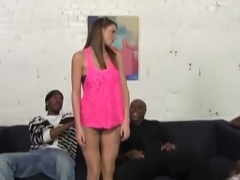 Bodacious Brooklyn Chase ready for all those black dicks