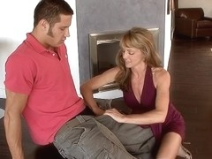 Shayla LaVeaux & Danny Mountain in My Friends Hot Mom
