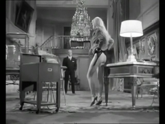 Brigitte Bardot Censored Clip from 1958 French Film