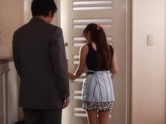 Horny Japanese girl Yuna Shiina in Exotic big tits, cougar JAV clip