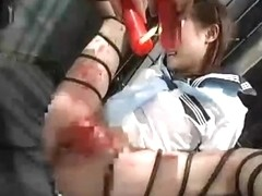 Greater Quantity Excellent JAV Enema Squirting! (censored)