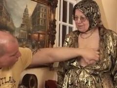 Hard Drilled Fashion Granny
