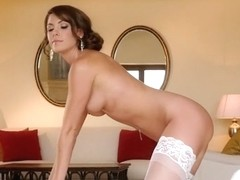 Gia Ramey in Just Married - PlayboyPlus