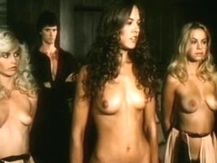 Anna Ventura, Michelle Bauer And Ron Jeremy - Bad Girls 1981