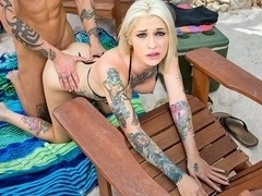 Kleio Valentien & Richie Black in Neighbor Affair