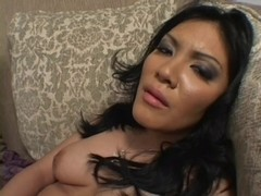 Latin Chick Honney Bunny in  Hawt Interracial Anal with BBC Depth