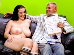 Noelle Easton, Porno Dan, Prince Yahshua in Noelle Floods Immoral Live Video