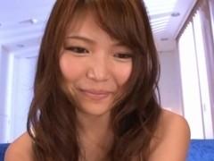 Megumi Shino Hot Asian chick bukkake sex