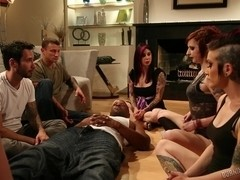 Stiff As A Board! BurningAngel Video