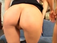 college girl Monika & Pussy Cat are very eager to gape in 4some