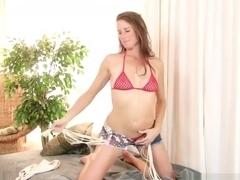Charm Mom Sofie Marie Seduces Good Touching Stepson