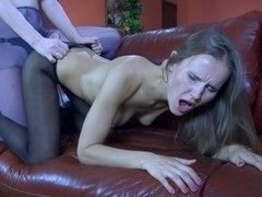 Pantyhose1 Video: Mercy A and Bessy
