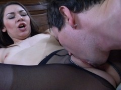 PantyhoseLine Video: Crystal and Rolf