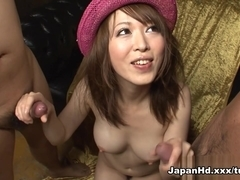 Sayaka Tsuzi in Multi-Tasking - JapanHd