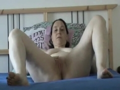 Exotic Darksome Brown Craves Every Knob Inside Her