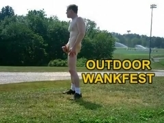 OUTDOOR WANKFEST