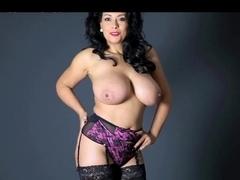 Donna Ambrose AKA Danica Collins - A Bottom Delight