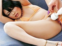 Best Japanese slut Haruna Katou in Crazy JAV uncensored Dildos/Toys video