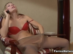 EPantyhoseLand Movie: Bella