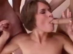 claire robbins group sex and wet bukkake
