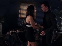 Exotic pornstar Capri Cavanni in horny foot fetish, brunette xxx clip
