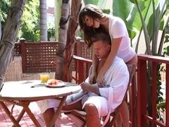 Crazy pornstar Holly Michaels in Incredible Outdoor, Big Tits xxx clip