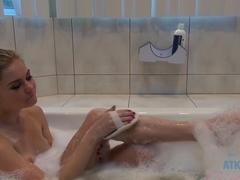 Amazing pornstar Chloe Foster in Hottest Showers, College sex scene
