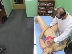 Amazing pornstar in Hottest Medical, Voyeur adult movie